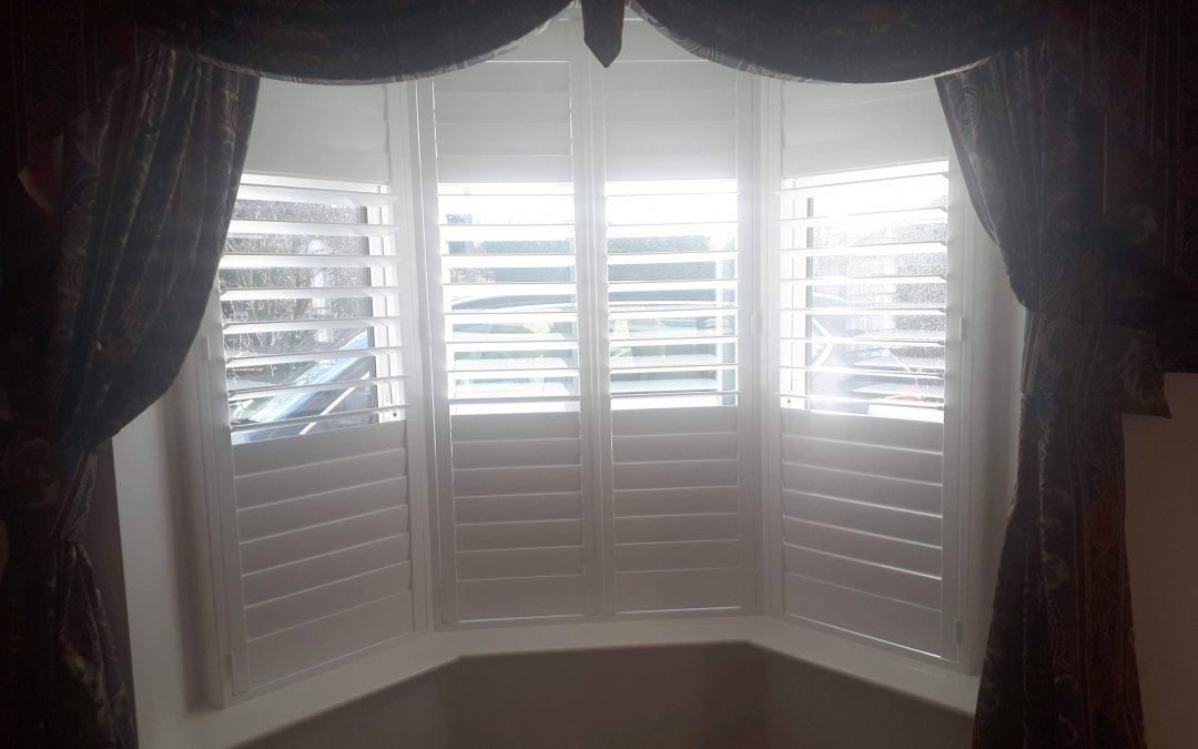 Plantation Shutters installed in Dunboyne, Co meath
