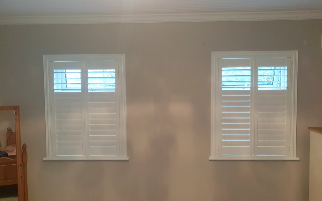 Plantation Shutters installed in Carlow.