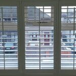 Plantation shutter fitted in Crumlin, Co Dublin