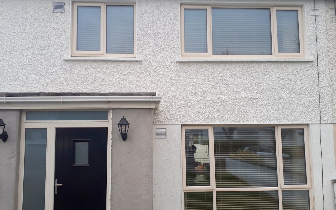 Venetians blinds and Velux window blinds installed in Dundrum, Co Dublin