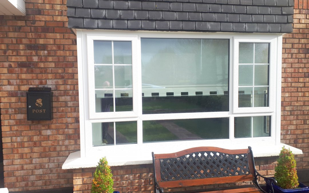 Roller blinds installed in Ratoath, County Meath
