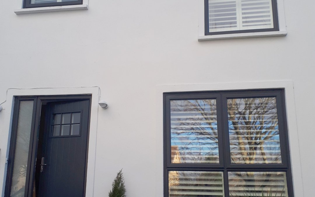 Plantation Shutters installed in Sandyford, Dublin