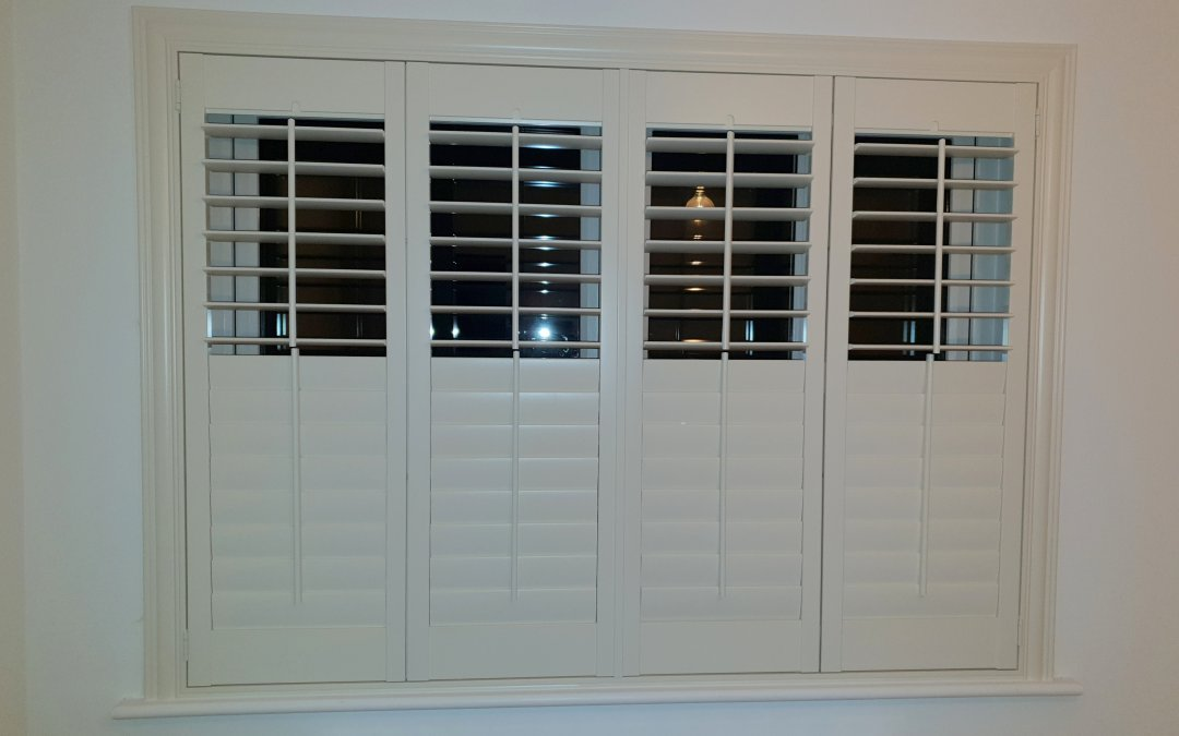 Plantation Shutters installed in Stoneleigh, Naas, Kildare