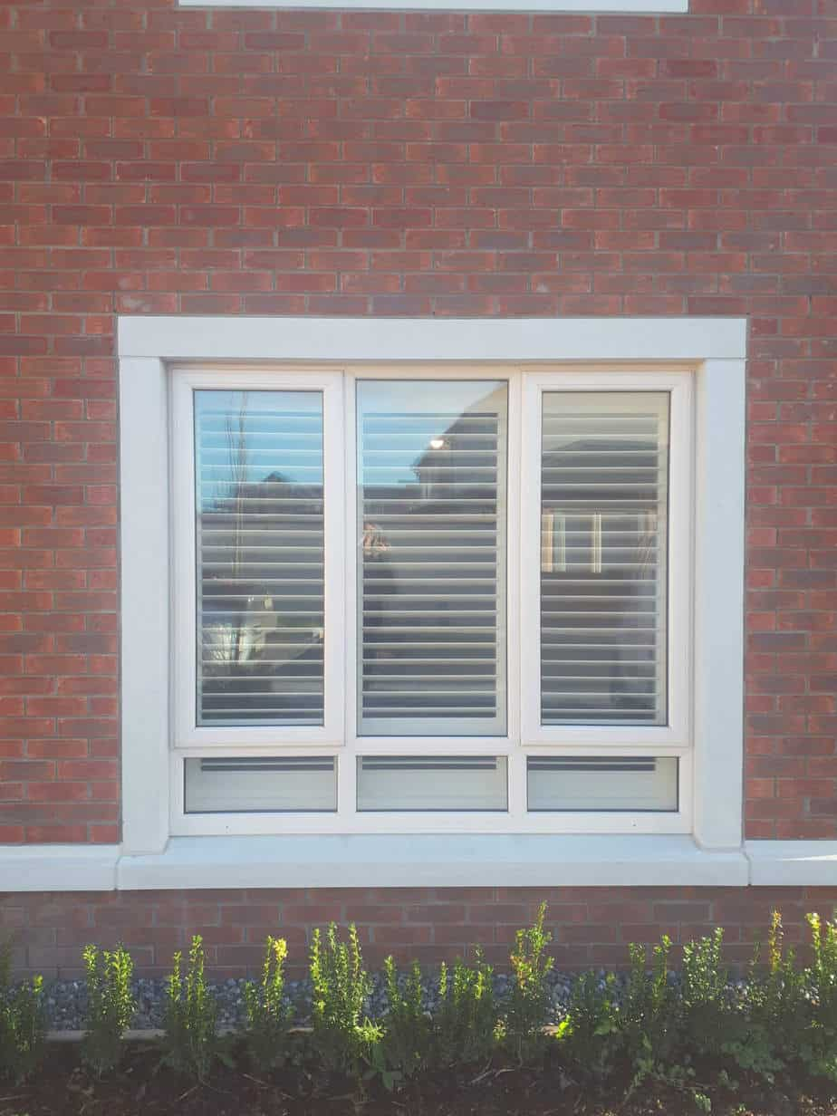 Exterior: Plantation Shutters Installed In The Willows, Dunshaughlin