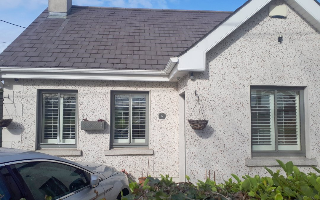 Plantation Shutters installed in Perrystown, Dublin 14