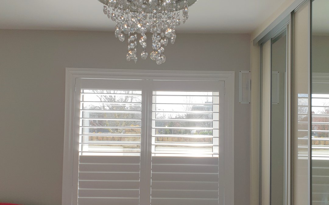 Plantation Shutters installed in Kildare Town, Kildare