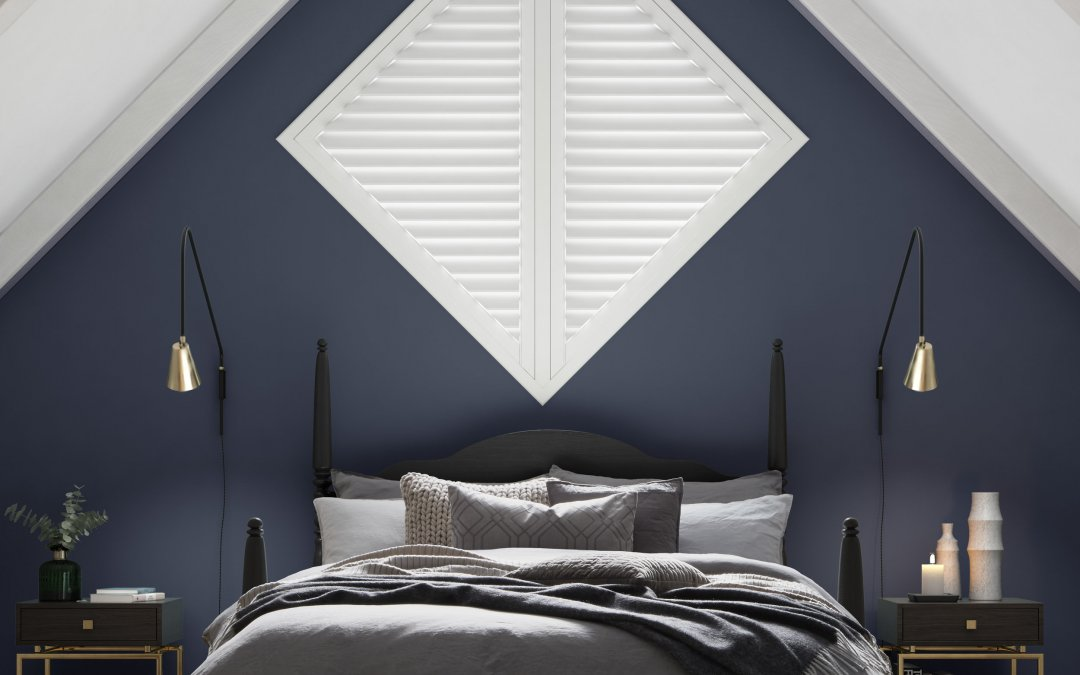 Shaped Shutters for your Windows