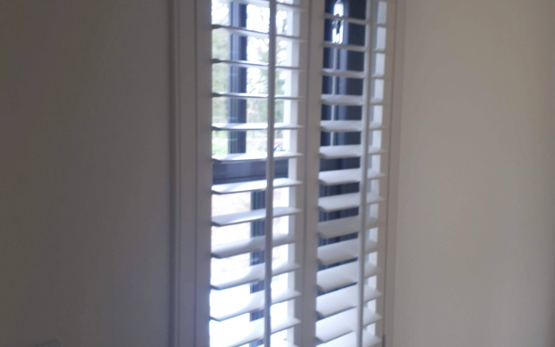Plantation Shutters installed in Blessington, Wicklow