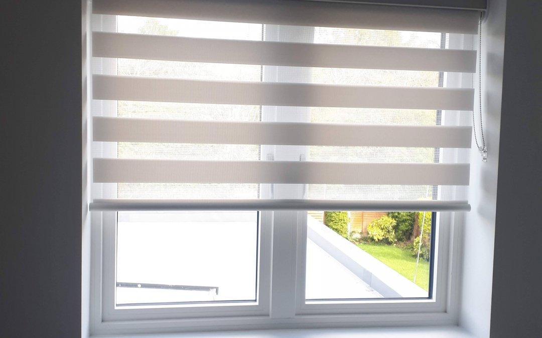 Varisheer Blinds installed in Ratoath, Co Meath.
