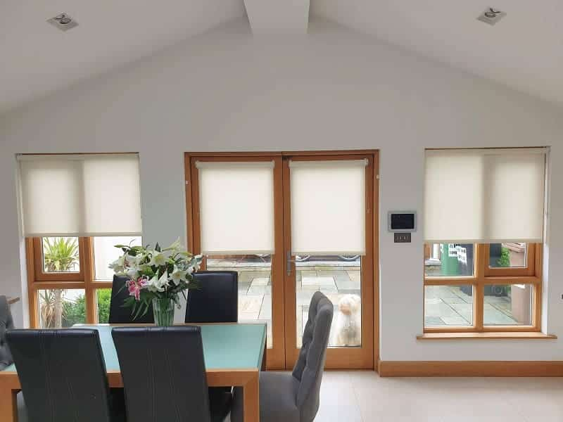 Roller Blinds and Shutters fitted in Malahide, Dublin