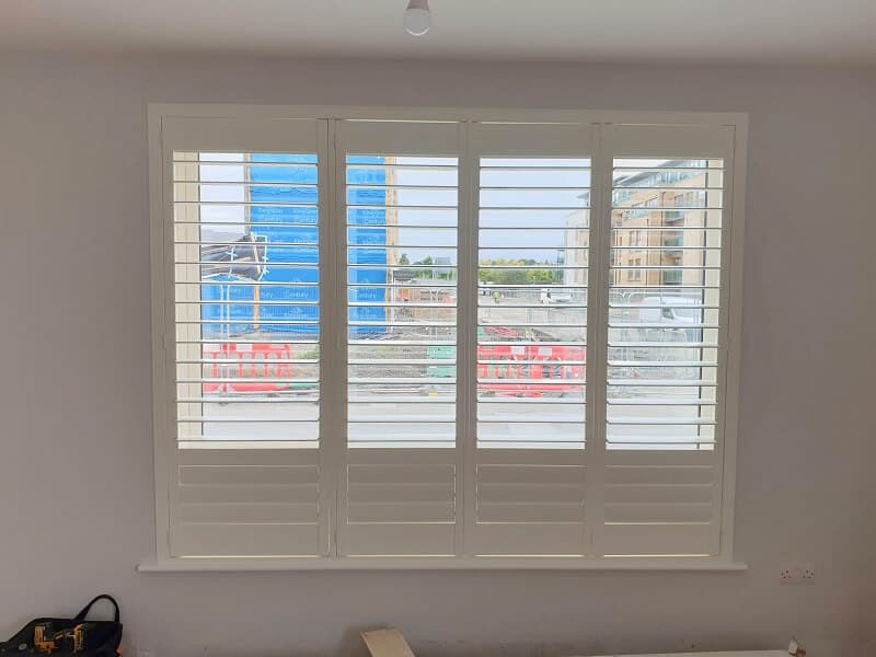 Roman Blinds and Shutters in Rathbourne Park, Ashtown.