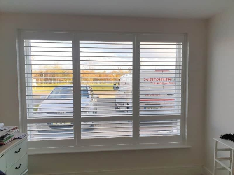 Interior Shutters fitted in Diswellstown, Castleknock, Dublin 15