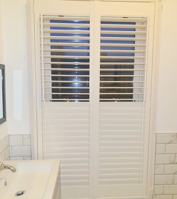 Plantation Shutters fitted in Drumcondra, Dublin 9.