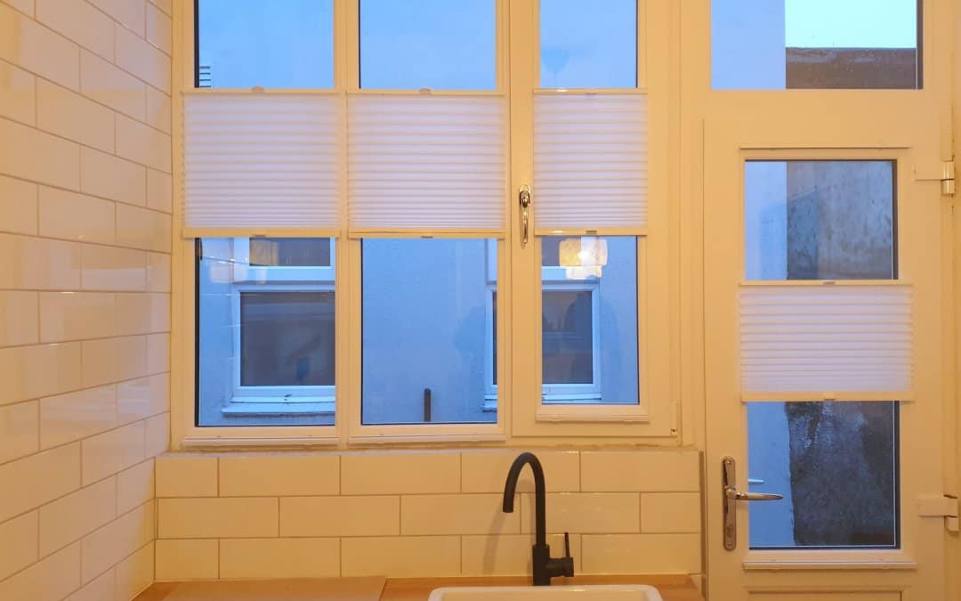 Some Blinds installed by Signature Blinds & Shutters in December.