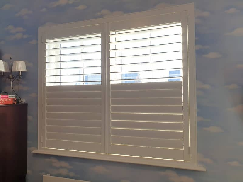 Plantation Shutters fitted in Portmarnock, Dublin