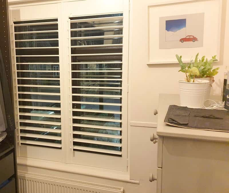 Weston Plantation Shutters fitted in Drimnagh, Dublin 6.