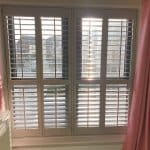 Light Grey Shutters fitted in Hollywoodrath, Dublin 15