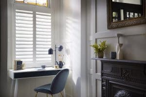 Shutters Finishing Touches