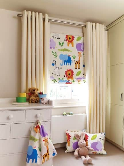 Blinds for your Children's Bedroom/Nursery