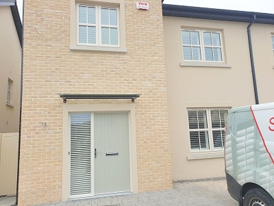 Shutters, Venetians and Pleated fitted in Naas, Kildare.