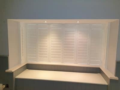 Weston Range shutters installed in Castleknock, Dublin 15