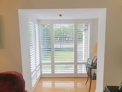 Weston and Titan Range Shutters fitted in Dublin 4