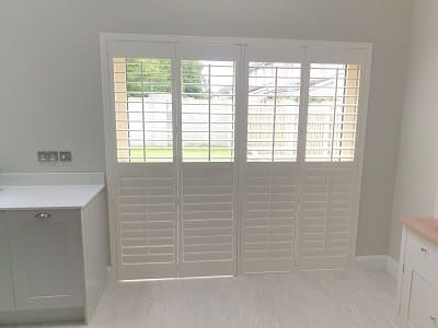 Plantation Shutters installed in Ratoath, Meath