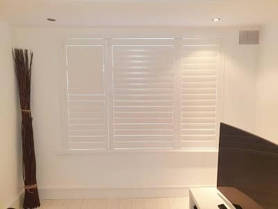 Standard and Shaped Shutters fitted in Swords, Dublin
