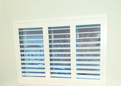 Shutter, Duette and Roller blinds fitted in Renovated Home in Cabra, Dublin 7.