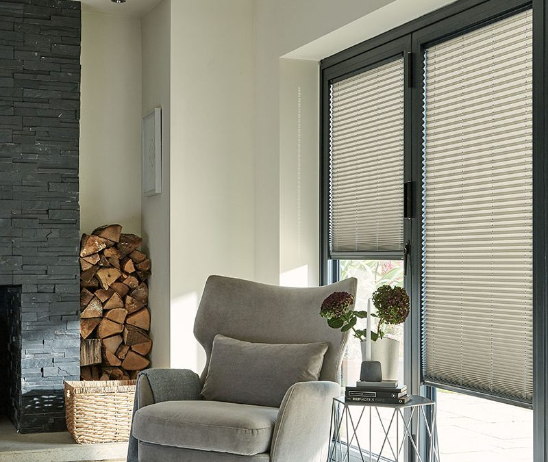Pleated Blinds Video