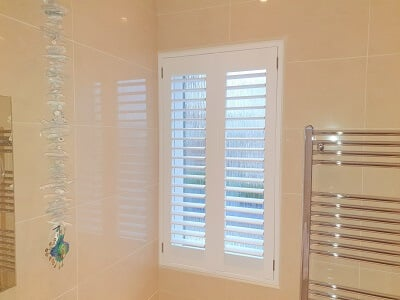 Solidwood and PVC Plantation Shutters fitted in Ballycullen, Dublin 24