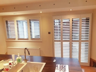 Weston and Solidwood Shutters fitted in Finglas, Dublin 11