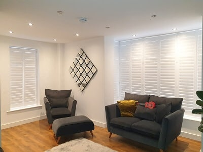 Weston Range Shutters in Millers Glen, Swords, Dublin