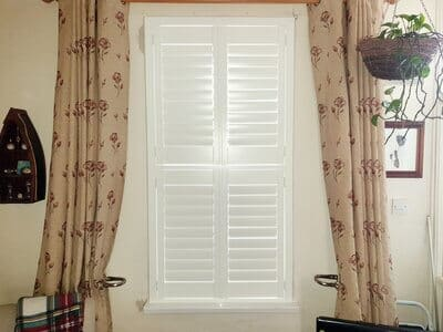 Can you pair Shutters with Curtains?