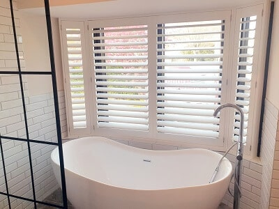 Weston and Vienna Range Shutters fitted in Raheny, Dublin 5