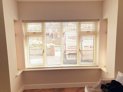 Venetian, Roller and Roman Blinds in Moyglare Hall, Maynooth, Kildare