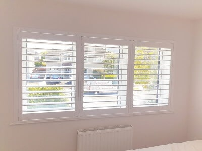 Titan and Vienna Range Shutters fitted in Dundrum, Dublin 16