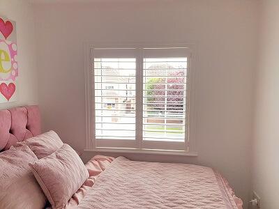 Titan and Weston Range Shutters fitted in Ratoath, Meath.